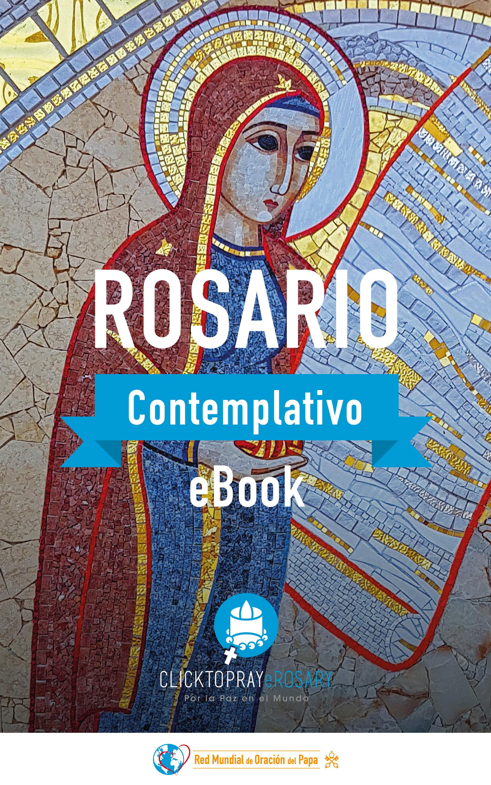 Cover CTPer eBook - Rosario Contemplativo - ES