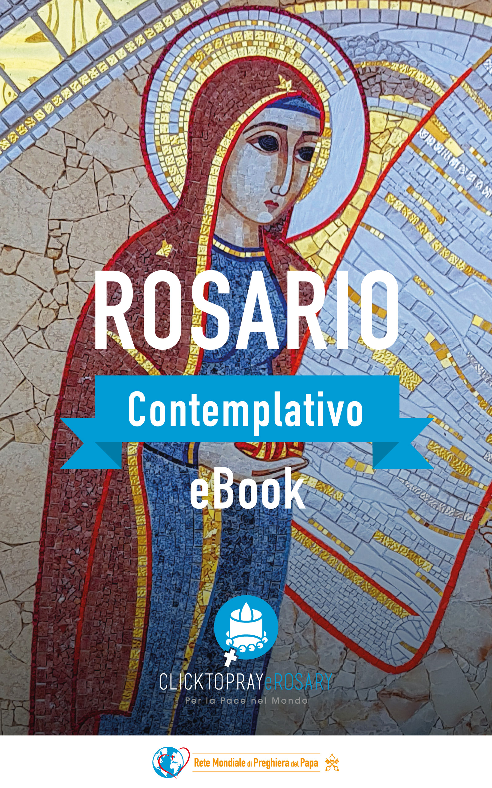 Cover CTPer eBook - Rosario Contemplativo - IT
