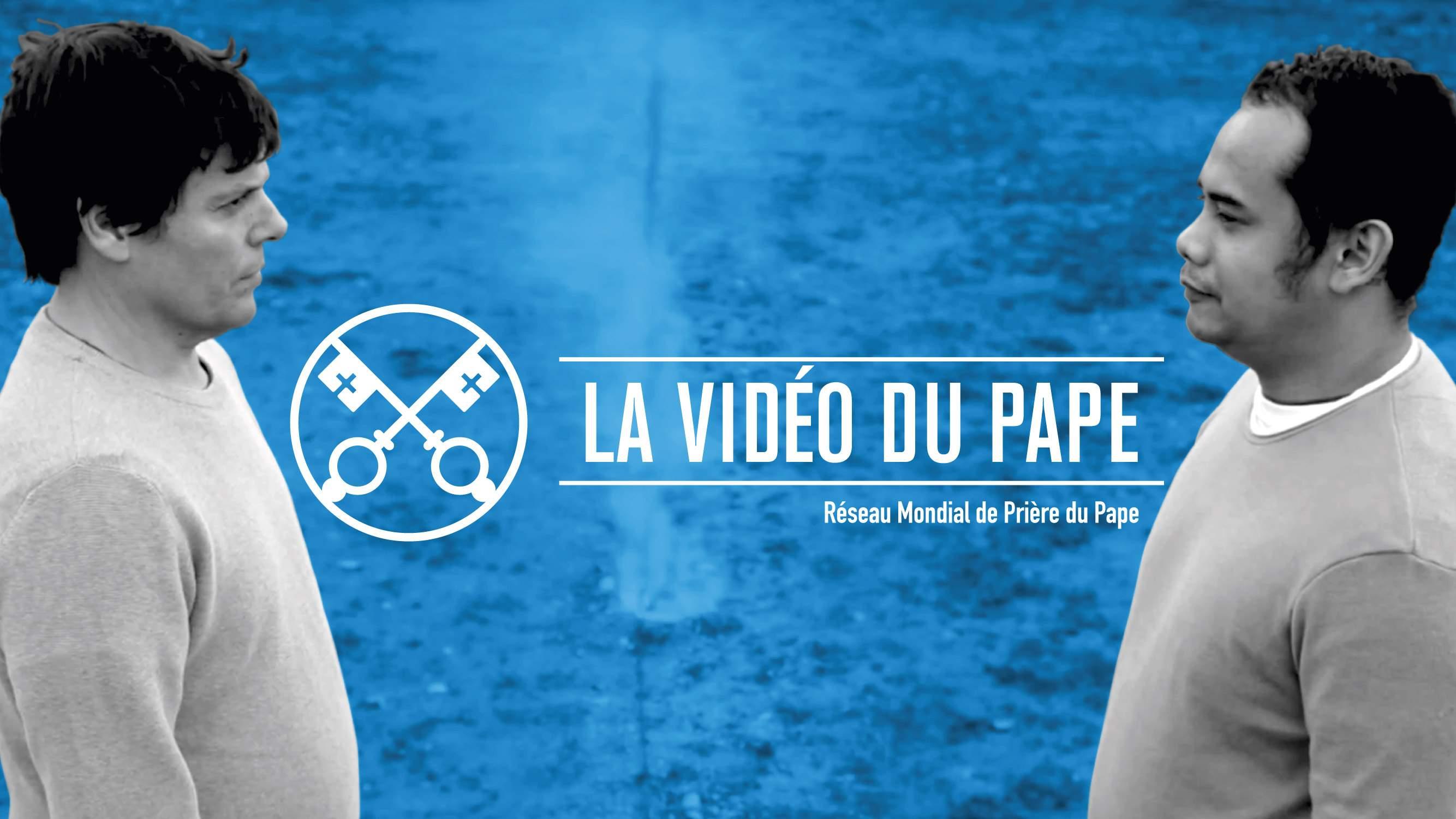 Official Image - TPV 1 2020 FR - La Video du Pape - Promouvoir la paix dans le monde