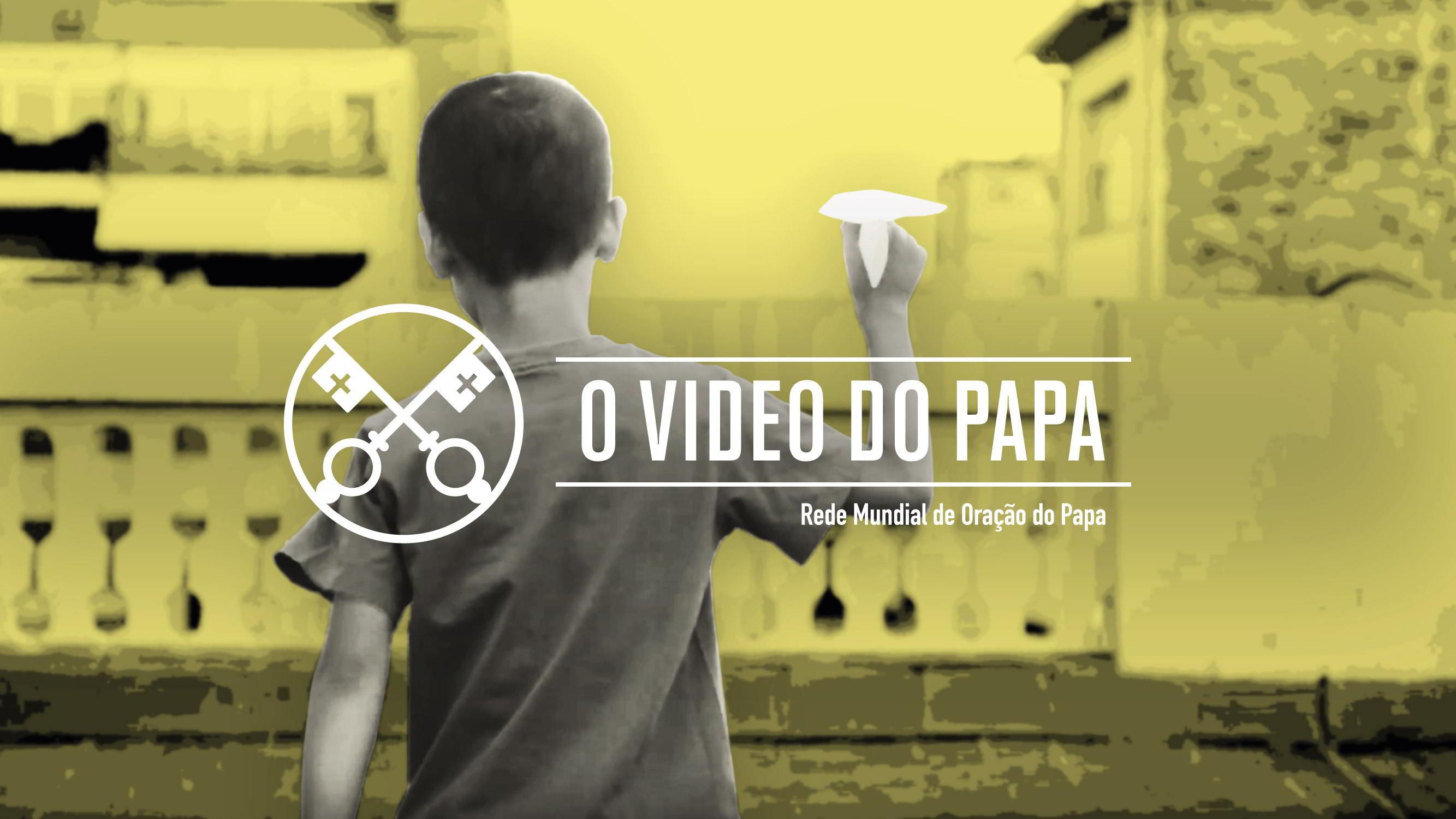 Official Image - TPV 10 2019 PT - O Video do Papa - Primavera missionaria na Igreja