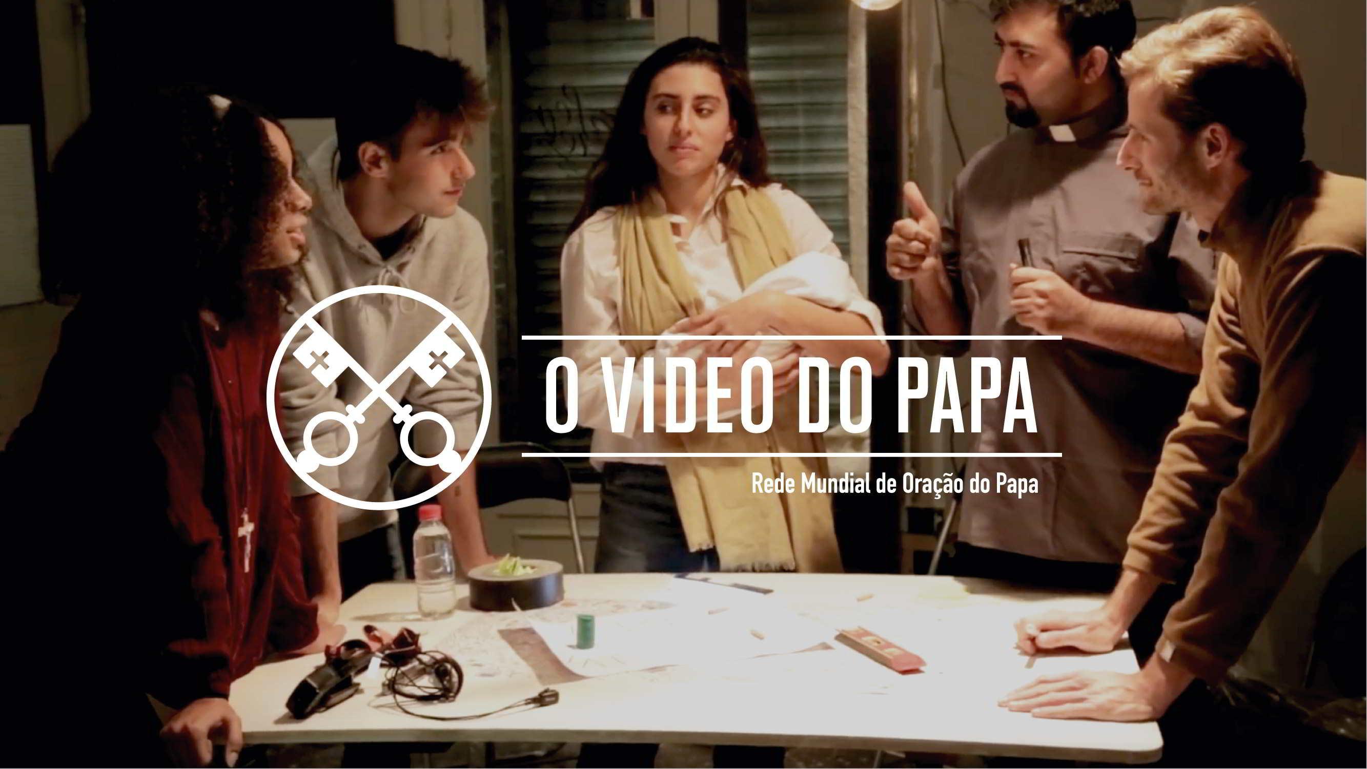 Official Image - TPV 12 2018 – 4 PT – O Video do Papa – Ao serviço da transmissão da fé