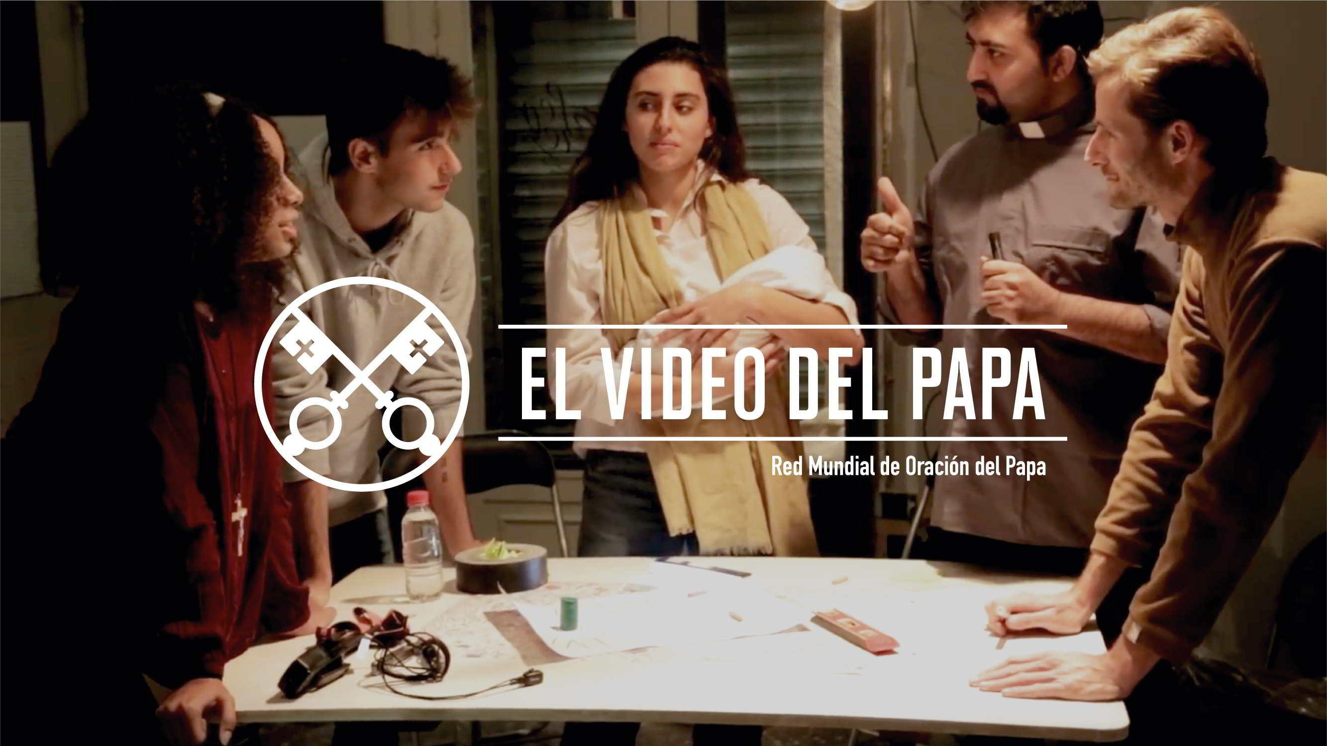 Official Image - TPV 12 2018 - 2 ES - El Video del Papa - Al servicio de la transmision de la fe