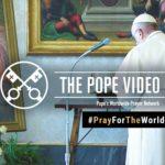 Official Image - TPV PFTW 2020 EN - The Pope Video - #PrayForTheWorld