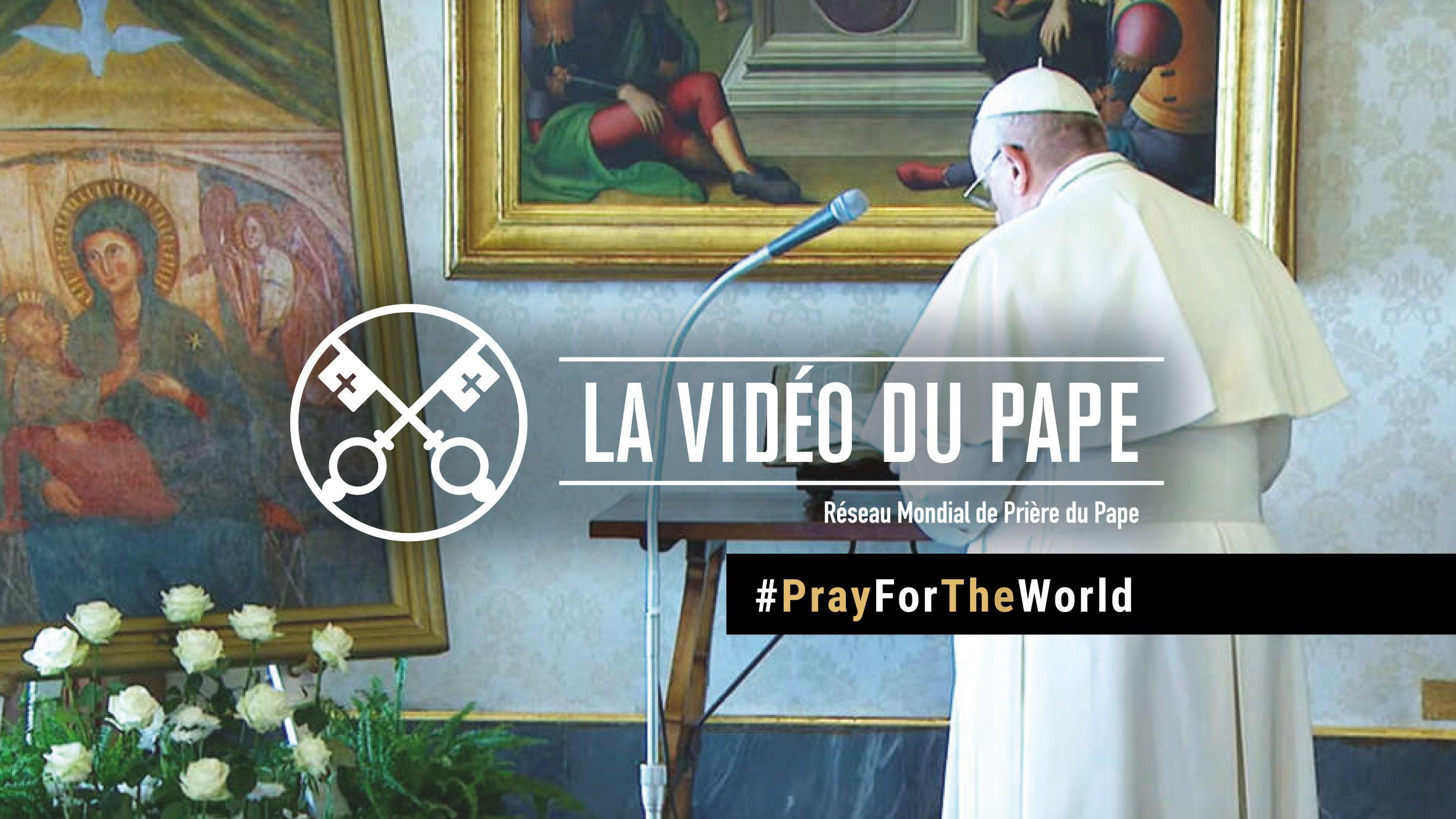 Official Image - TPV PFTW 2020 FR - La Video du Pape - #PrayForTheWorld