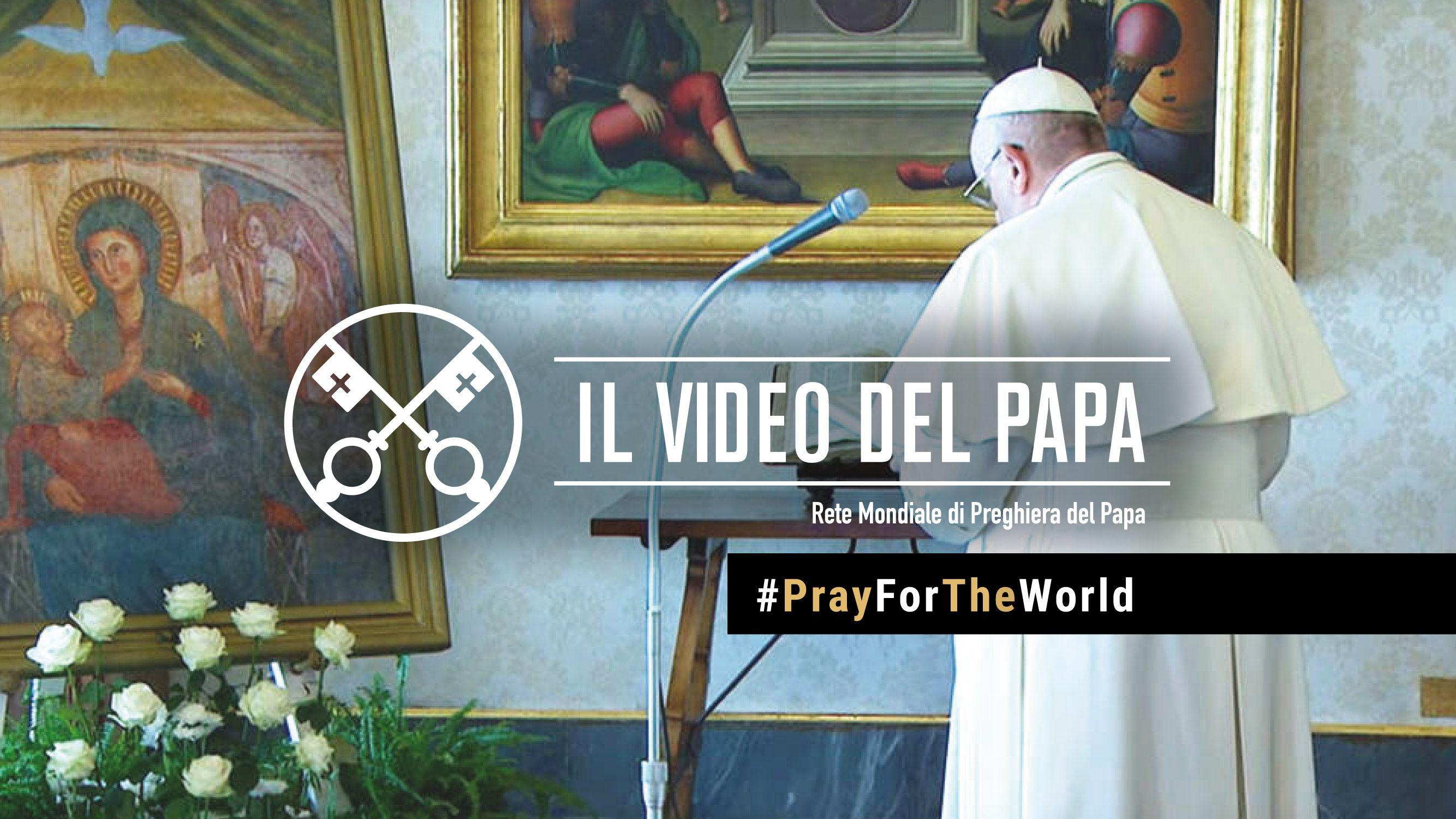 Official Image - TPV PFTW 2020 IT - Il Video del Papa - #PrayForTheWorld