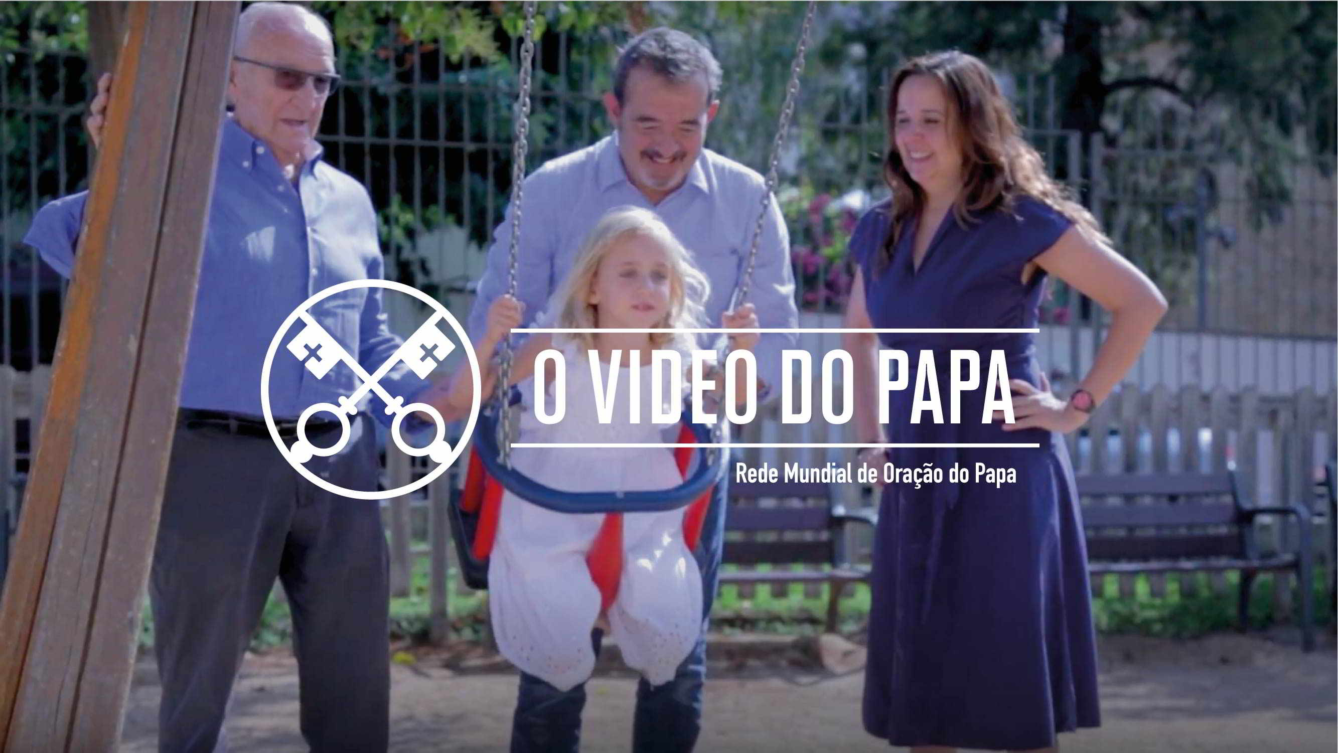 Official Image - The Pope Video 8 2018 - The Treasure of Families - 5 Portuguese