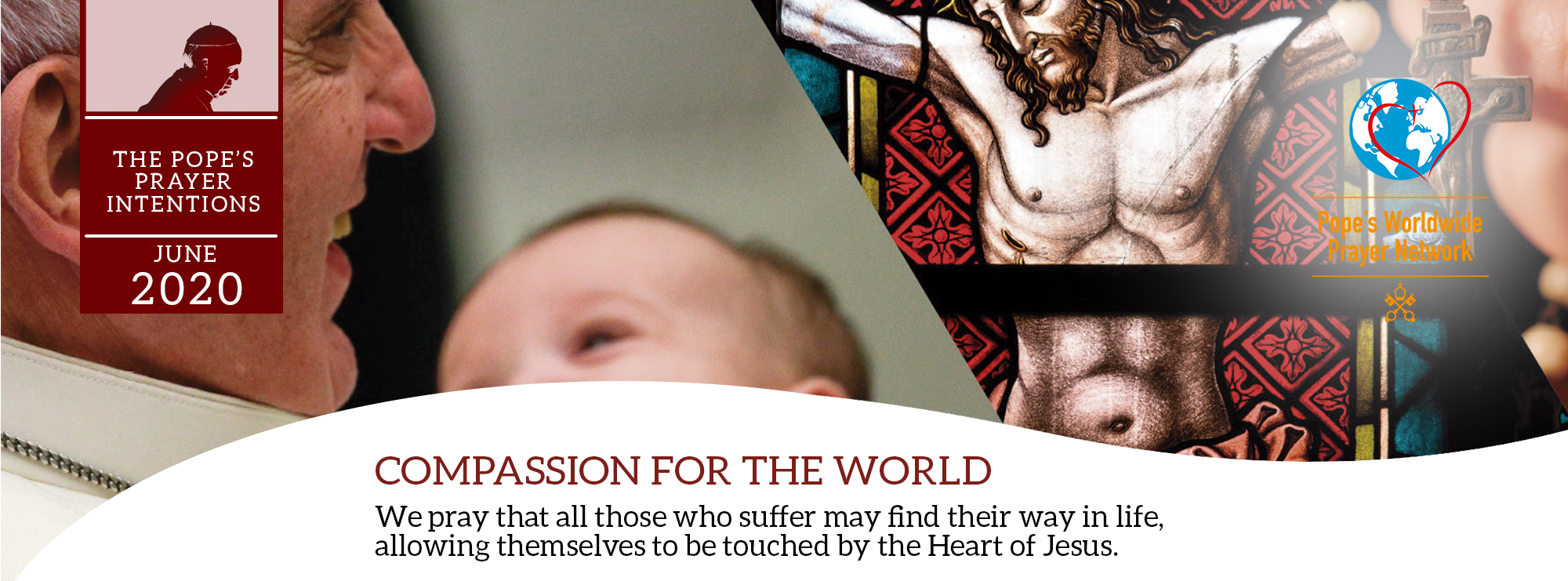 compassion for the world the pope's prayer intentions june