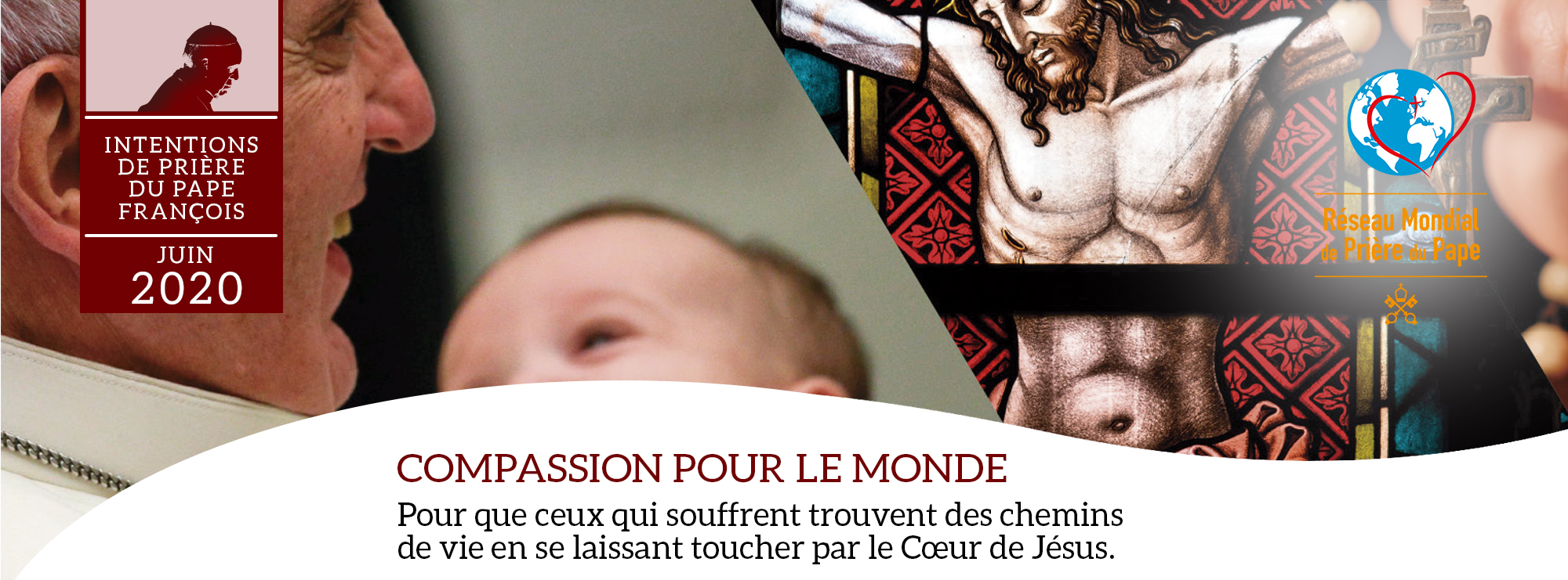 compassion pour le monde intentions de priere du pape juin