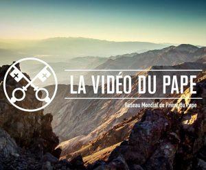 PrintScreenVideo-The Pope Video 2-FEB16-Creation-French