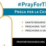 Portada PrayForTheChurch-IT