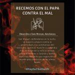 Tríptico - PrayForTheChurch - 2 Español