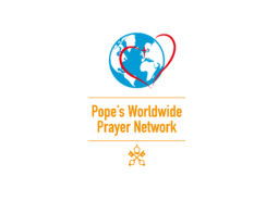 Logo Pope's Worldwide Prayer Network-Pontifical Work-EN-Vertical