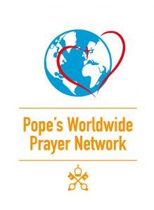 Logo Pope's Worldwide Prayer Network-Pontifical Work-EN-Vertical
