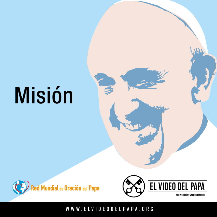 Pope's Word Post - The Pope Video 10 2018 - Mission of Religious - 2 Spanish