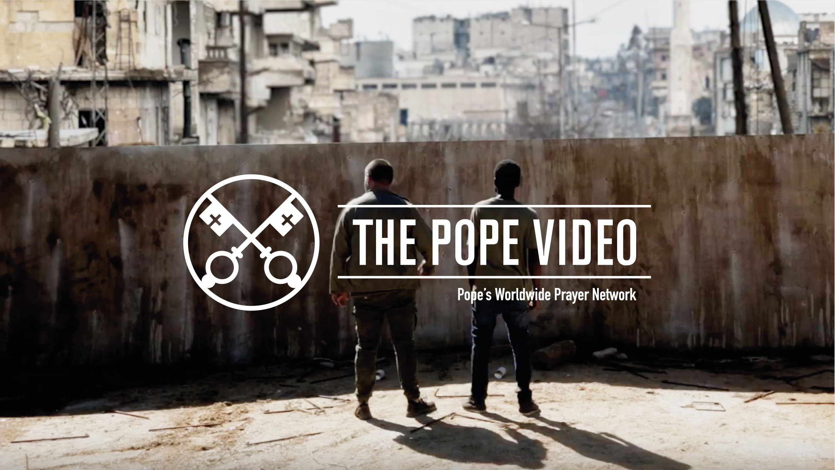 Youtube-Image-The-Pope-Video-11-2018-In-the-Service-of-Peace-1-English