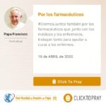 por los farmacéuticos click to pray