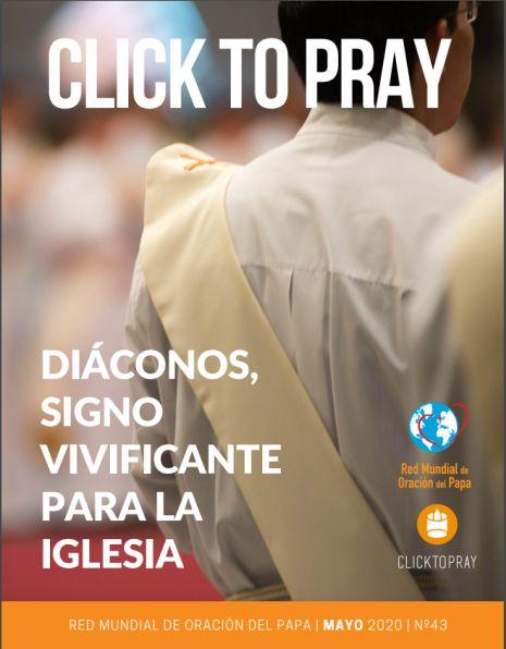 click to pray diáconos signo vivificante para la iglesia click to pray
