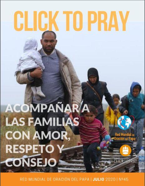 Click To Pray Acompañar a las familias