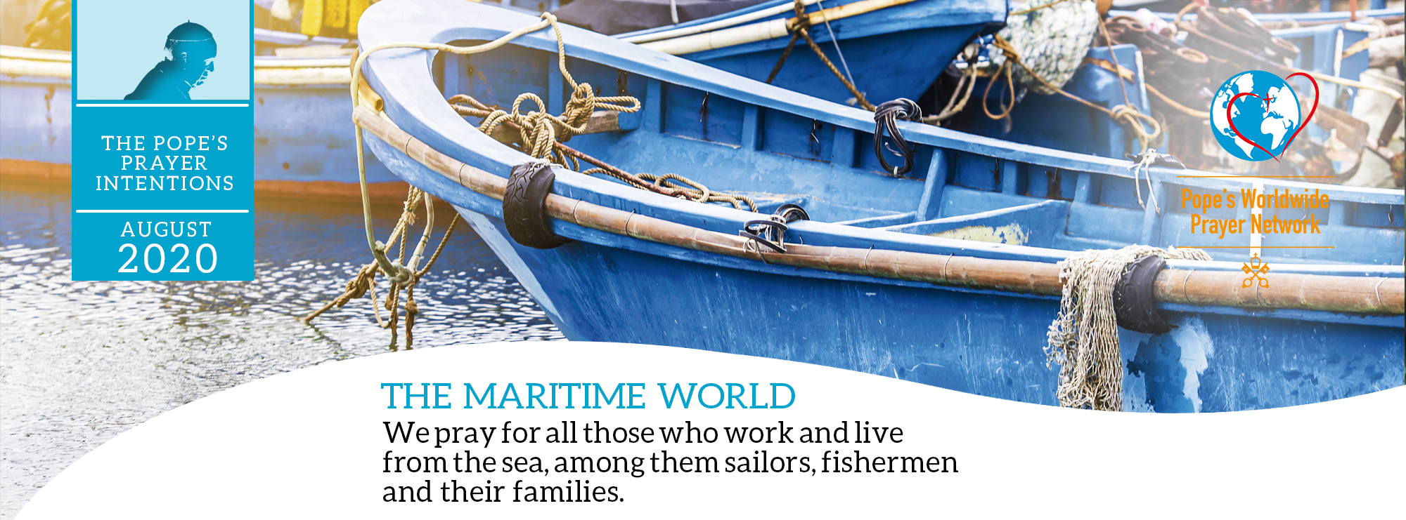 the maritime world pope's prayer intentions
