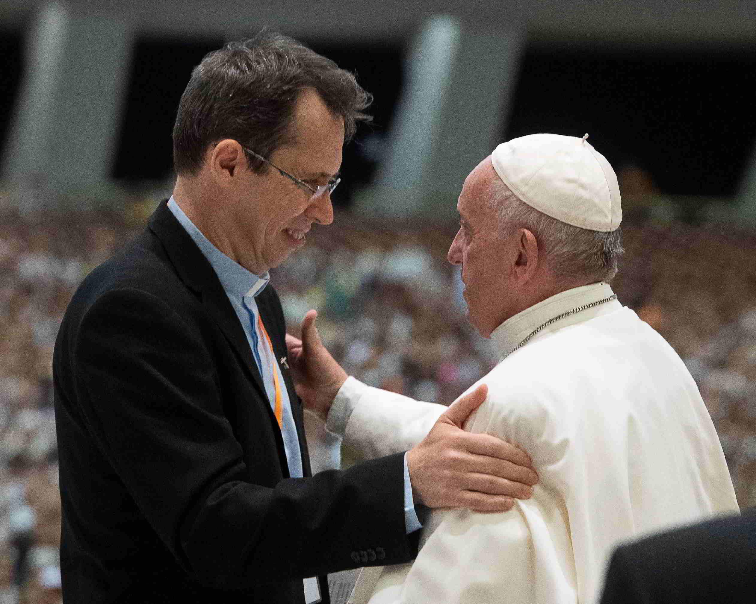 Red Mundial de Oración del Papa - 175AÑOS - Vaticano (2)