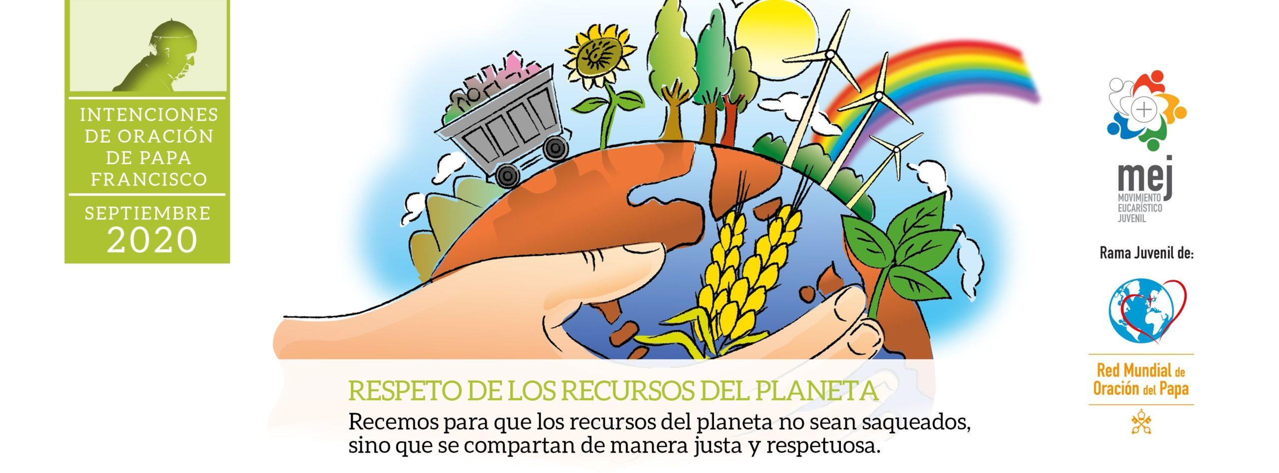 intenciones de oracion del papa recursos del planeta