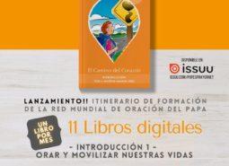 El Camino del Corazón Libros digitales orar y movilizar nuestras vidas Red Mundial de Oración del Papa