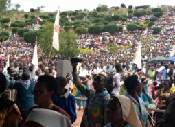 Burundi centenaire