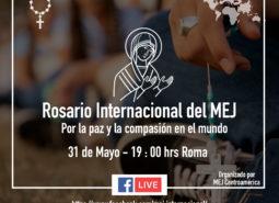 rosario internacional del mej compasión