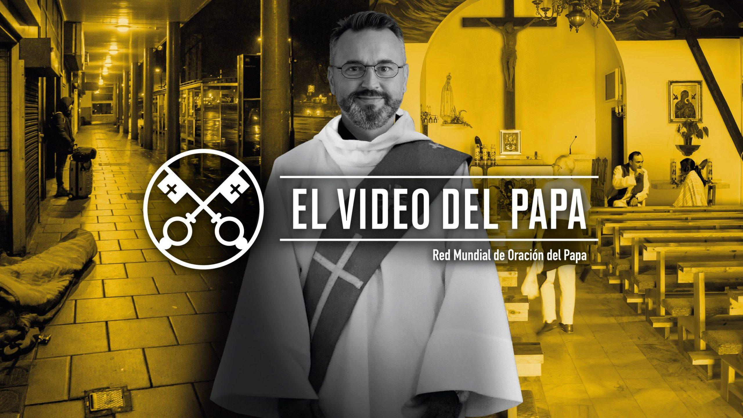 Official Image - TPV 5 2020 ES - El Video del Papa - Por los diáconos