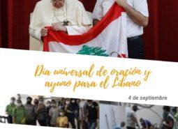 Día universal de oración y ayuno para el Líbano