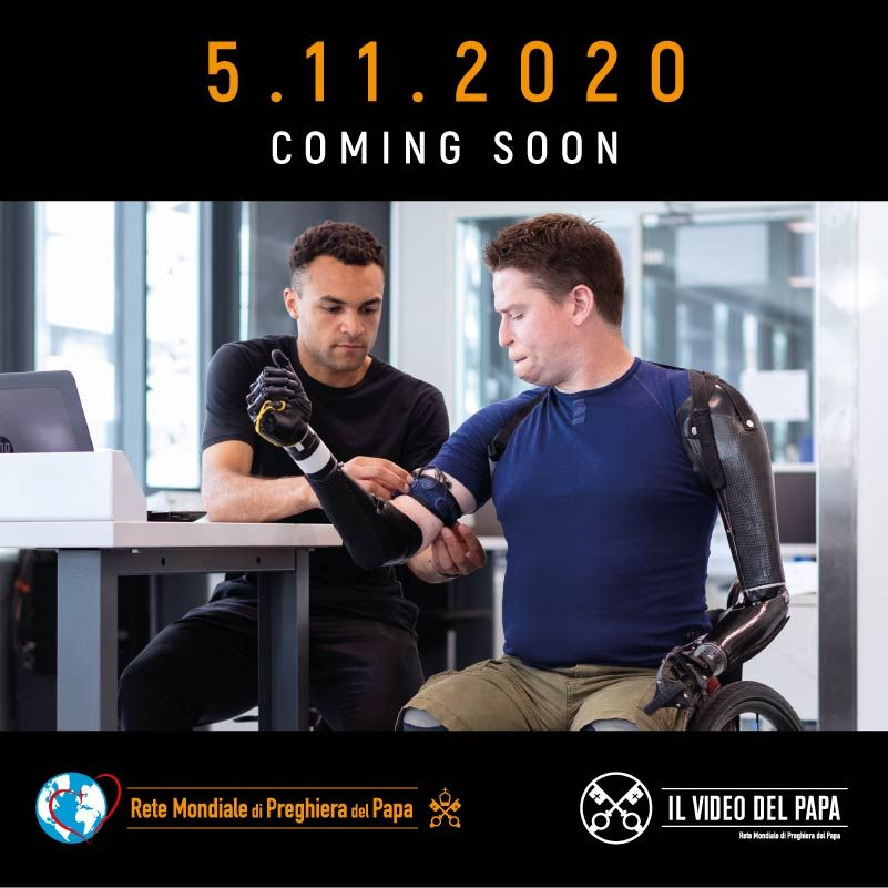 Coming Soon - TPV 11 2020 IT - Il Video del Papa