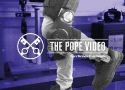 Official Image-11 2020- The Pope Video - Artificial Intelligence