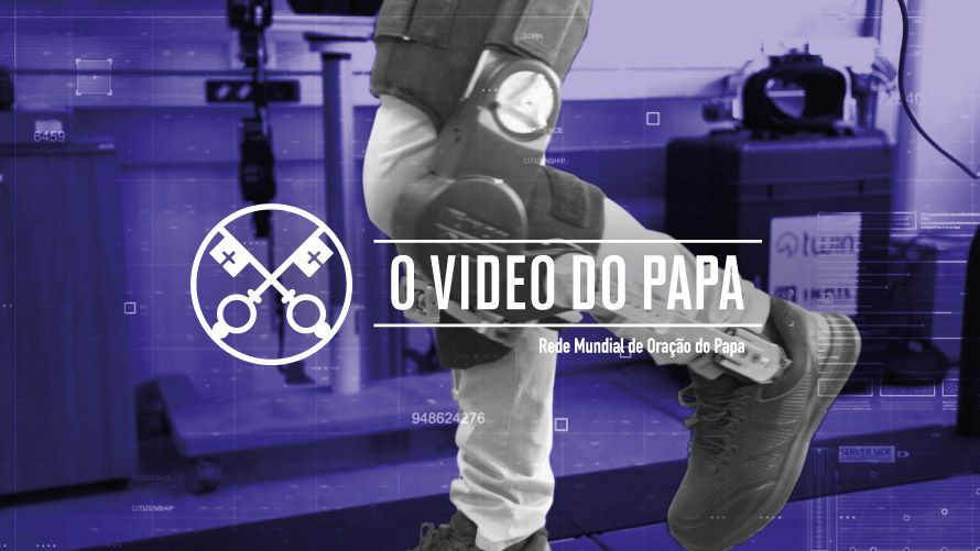 Official Image - TPV 11 2020 PT - O Video do Papa - A inteligência artificial