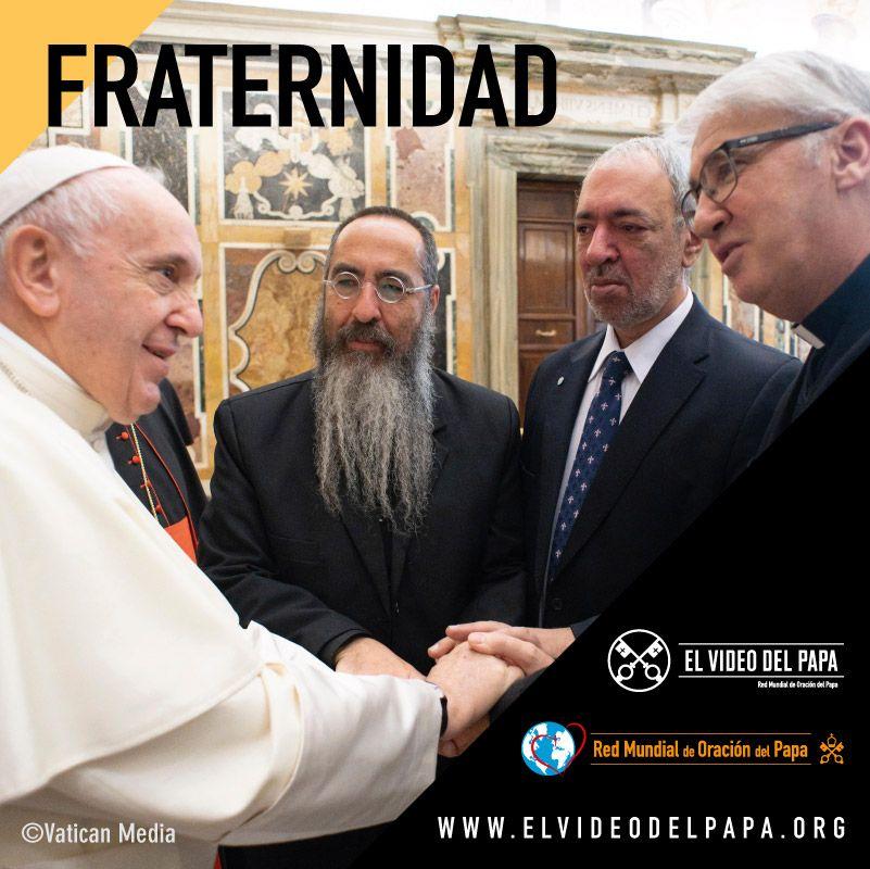 Attitude - TPV 1 2021 El Video del Papa - Al servicio de la fraternidad
