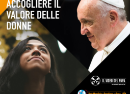 Attitude - TPV 2 2021 IT - Il Video del Papa - Per le donne vittime di violenza