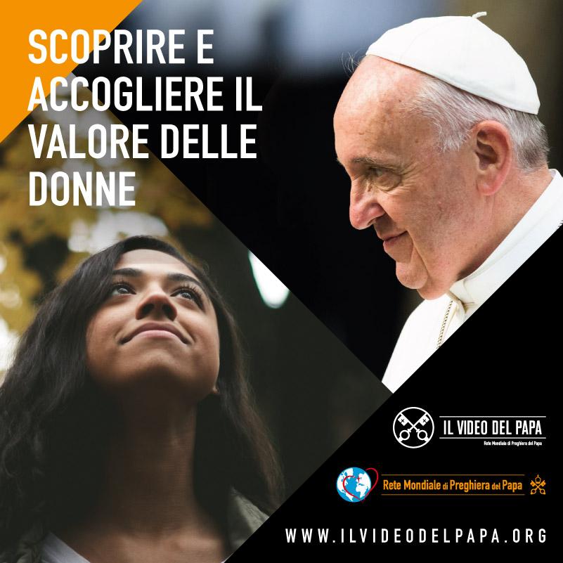 Attitude - TPV 2 2021 IT - Il Video del Papa - Per le donne vittime di violenza
