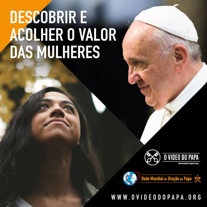 Attitude - TPV 2 2021 PT - O Video do Papa - Pelas mulheres vítimas de violência